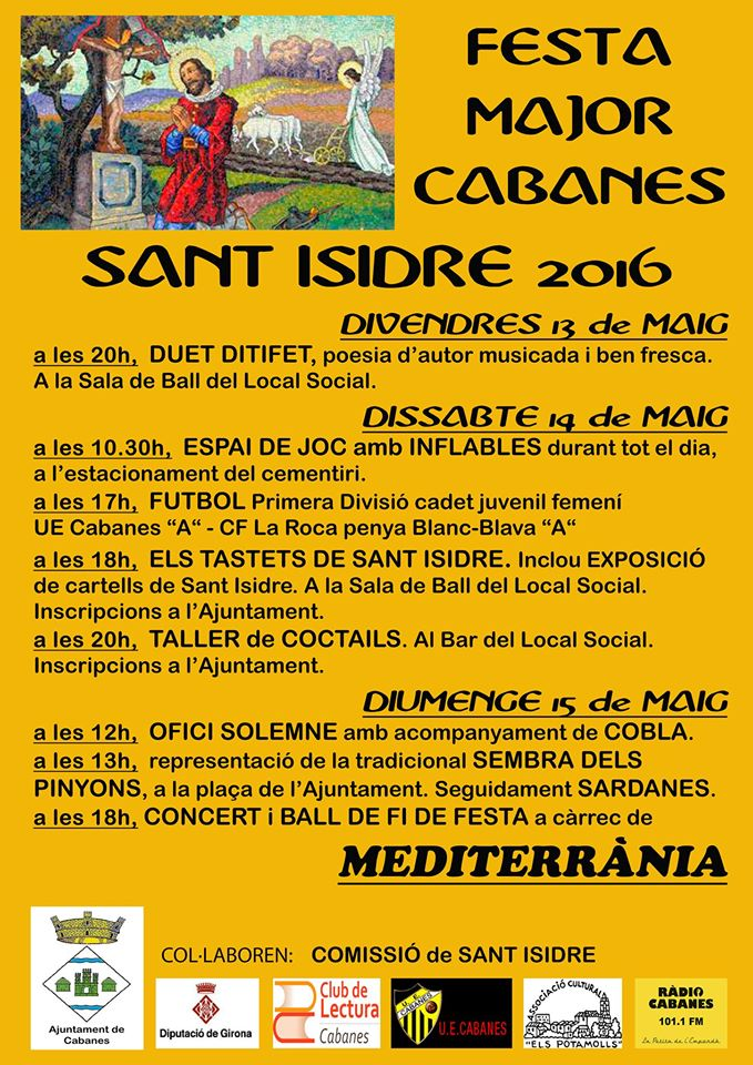 2016 st isidre