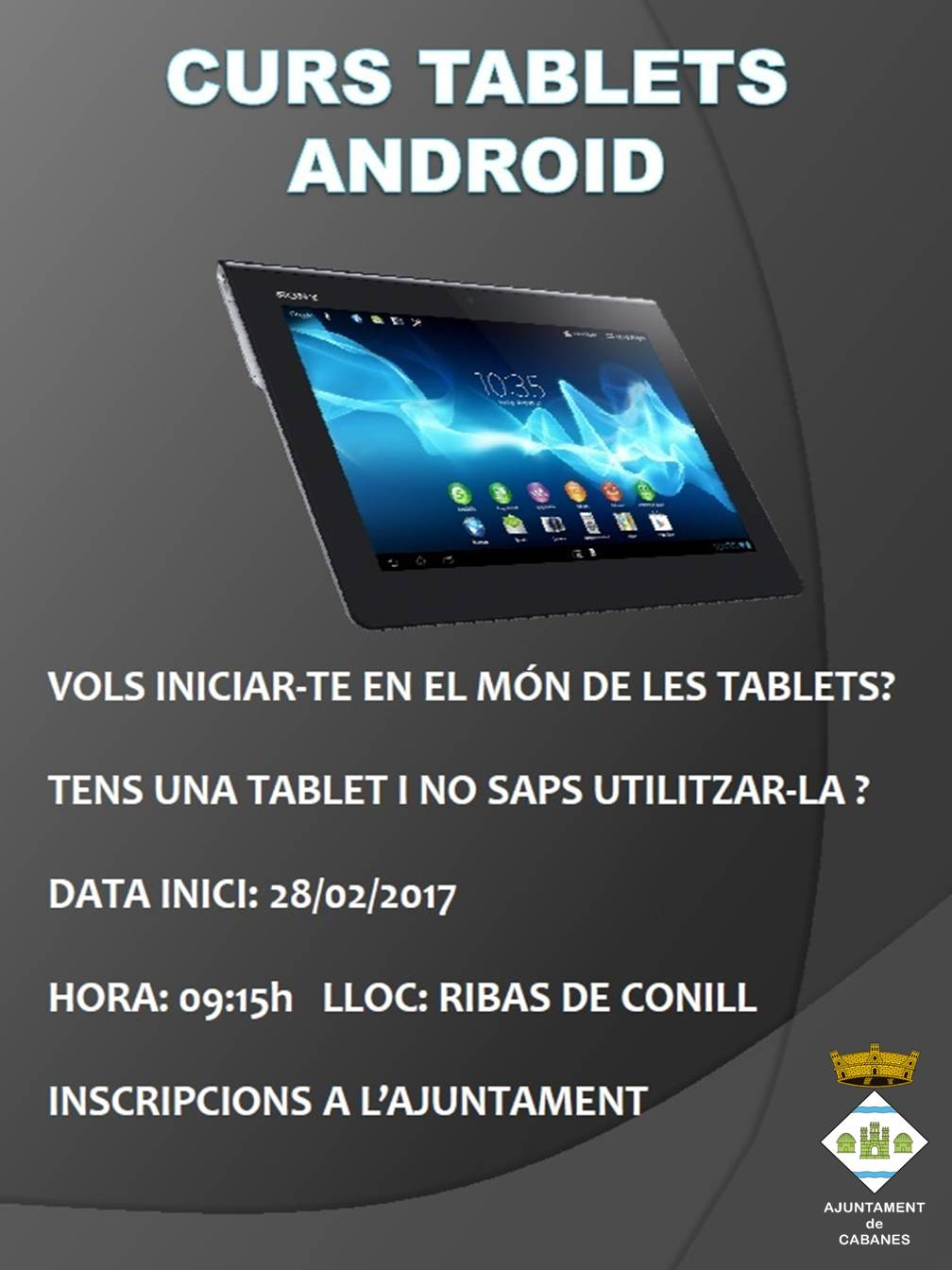 2017 CURS TABLETS